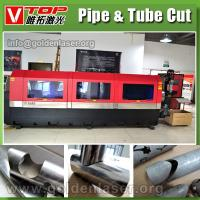 """Best Pipe <strong style=""""color:#b82220"""">Tube</strong> Laser Cutting Machine 200*6000mm wholesale"""