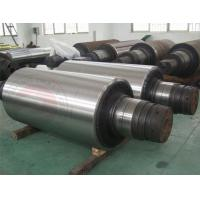 Quality Auto Heavy Steel Forgings Forged Shaft roller For Rolling Mill , Length 15000mm wholesale