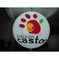 Best Reusable Attractive Inflatable Lighting Balloon with Full Digital Printing for Promotion wholesale
