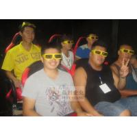 Best Attracting 4D Movie Theatre with Professional 3D Projector and 3D Glasses wholesale