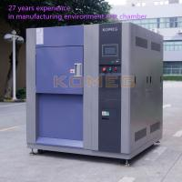 Best High Precision Cell Modules Altitude Test Chamber With Mobile Wheel CE Certified wholesale