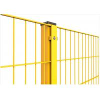 Buy cheap 868 Rebound Welded Mesh Fencing Panel Mesh 50X200MM With Square Post 60MM from wholesalers