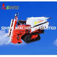 Best Farm Machinery Half Feed Mini Rice Wheat Combine Harvester for Sales wholesale