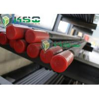 Best 3050mm 3660mm Length Rock Drilling Tools Fully Carburized Extension Drill Rod wholesale