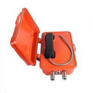 Best Corrosion Resistant  Industrial Weatherproof Telephone 246 * 339 * 126mm wholesale