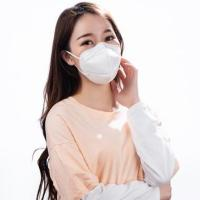 Buy cheap Easy Breathy Anti Pollution Mask N95 Disposable Face Mask For Food Hygiene from wholesalers
