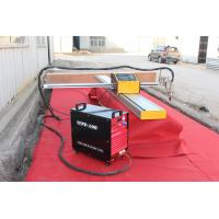 Quality Mini Portable CNC Cutting Machine , Single Side Computerized Plasma Cutter wholesale
