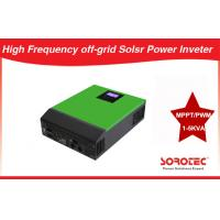 China 4000w Hybrid Solar Power Inverters , Solar Pump Inverter System 5kva on sale