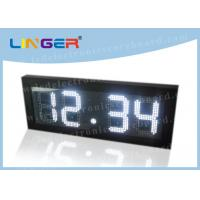 Best Remote Control Digital Gas Price Signs Iron / Steel Frame 2 Years Warranty wholesale