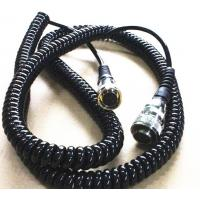 Best Durable TPU Power Signal Adapter Coiled Power Cord Lead Vehicle Plane Electronics Usage wholesale