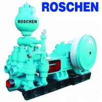 Quality Compact Diesel Engine Drilling Mud Pump 132KW with Electric Motor wholesale