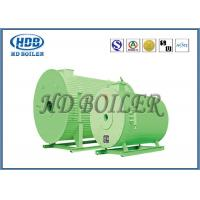 Best Fuel Saving Industrial Thermic Fluid Boiler / Waste Wood Hot Oil Boiler System wholesale