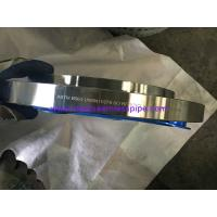 China B564 C-276 Weld Neck Flanges MONEL 400 INCONEL 600 on sale