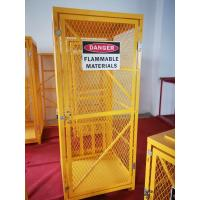 Best 8 Cylinder Protection Gas Cabinet for Gas Cylinder Safety cabinet cage wholesale