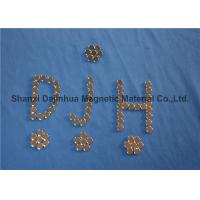 Best NdFeB permanent rare earth neodymium magnets with nickel coating wholesale