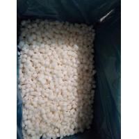 Cheap 10kg / Carton Frozen Fruits And Vegetables Snow Pear Diced Without Impurities for sale