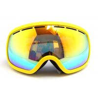Best Detachable Double Lens Snow Ski Goggles Anti Fog UV Protection OTG Helmet Compatible wholesale