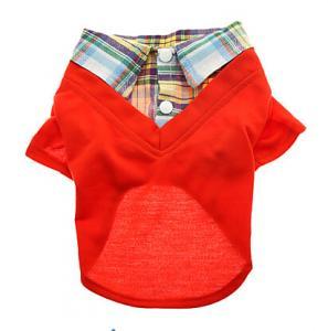 Best 2015 Pet Clothes California Outerwear Dog Collar Shirt Apparel wholesale