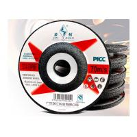 Best 13370 Rpm Resin Grinding Wheel , 100 Angle Polishing Disc For Grinder wholesale