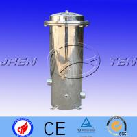 Best Long Life Span Stainless Filter Housing For Biotechnology Easy To Operate wholesale