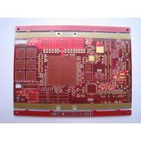 Best 6OZ copper Industrial Engineering High frequency 8 layer electronic Immersion Gold PCB wholesale