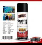 Best 280g Multi Colors Ironlak Graffiti Spray Paint Art UV Resistance For Outdoor wholesale