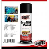 Cheap Quick Drying 400ML Purple Montana Spray Paint , Chemical Graffiti Art Spray Can  for sale