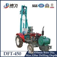 Best 120m Drilling Depth DFT-450 Tractor Mounted Water Boring Machines for Sale wholesale