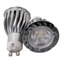 Best 5.2W AC100 - 265V Warm White High Efficiency Dimmable Commercial GU10 LED Spotlights Bulbs wholesale