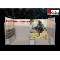Cheap Durable and Customizable Aluminum Frame Exhibition 10x20 Trade Show Booth wholesale