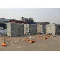 Best Temporary Fencing Panels SouthLand Imported Fence Panels Low Price 2.1mx3.0m wholesale