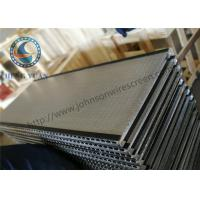 Buy cheap Professional Johnson Wedge Wire Filter Elements 36mm Thickness Customezied from wholesalers