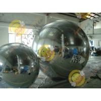 Cheap Christmas Decoration Custom Shaped Balloons Eye - Catching Mirror 0.25mm Pearl for sale