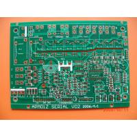 Best 0.2mm HAL FR4 Single Sided 2 Layers prototype PCB Board manufacture for Air - Condition wholesale