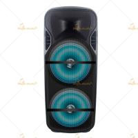 Best Plastic Bluetooth Portable PA Speakers 12 Inch Remote Control wholesale