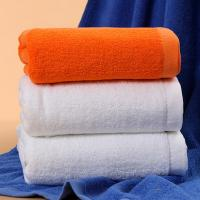 Best Hotel & Spa Cheap Good Quality One Color Cotton Customized Bath Towel Face Towel Hand Towe wholesale