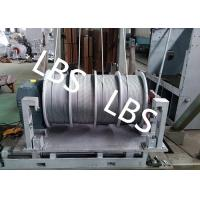 Best High Performance Wire Rope Windlass Anchor Winch For Building Wipe Wall wholesale
