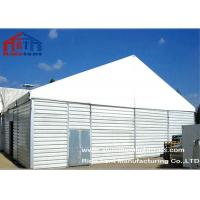 Best Durable Waterproof Outdoor Warehouse Tents Sandwhich Panel Wall Aluminum Frame wholesale