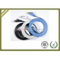 Best 32AWG Full Copper Network Patch Cord RJ45 Plug With 4 Pairs Conductors wholesale