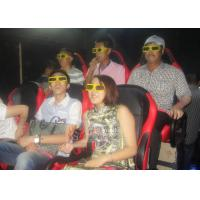 Cheap Professional 5D Theater Equipment with 6 Seats Hydraulic 5D Simulator for sale