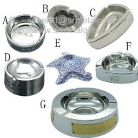 Buy cheap Custom made designer metal cigarette ashtrays for collecting cigar ashes, from wholesalers