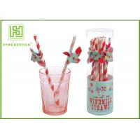 Best Nice Colorful Windmill Party Paper Straws In Bulk For Anniversary Decorations wholesale