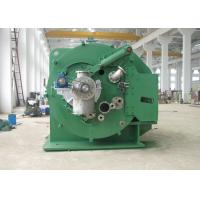 Best Small Solid Remove Vacuum Leaf Filter / Green Centrifugal Solid Liquid Separator wholesale