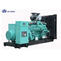 China Compact 1250 kVA Cummins Standby Diesel Generator 1000kW For Industrial on sale