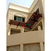 Best Customized Balcony Wall Mounted Pergola High Grade Color Stability Fading Resistance wholesale