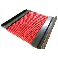 Best Hook Polyurethane Coated Wire Screen, Polyurethane Rod Mesh For Mining Industry wholesale