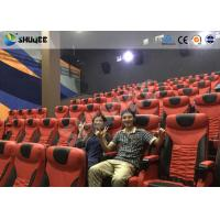 Best 4D Cinema Equipment ,4D Theater System wholesale