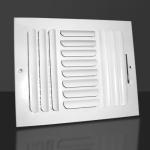 Best aluminium air register wholesale