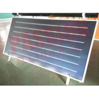 Best 2 Sqm Flat Panel Solar Collector , Tempered Glass Solar Energy Collectors For Heating wholesale