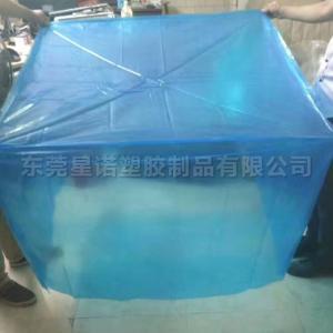 Best Wholesale custom 52 x 42 x 72 Inch 4 Mil Reusable Plastic Pallet Cover wholesale